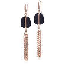 Lola Rose Bassa Semi Precious Tassel Drop Earrings