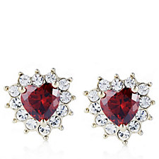 Princess Grace Collection Gina Stud Earrings