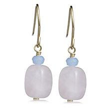 Lola Rose Peggie Semi Precious Drop Earrings