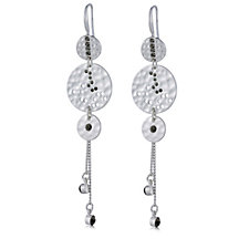Pilgrim Bohemian Charm Drop Earrings