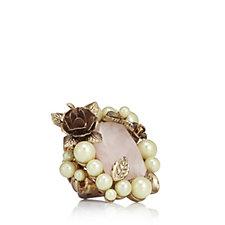 Danielle Nicole Disney Beauty & the Beast Semi Precious Ring