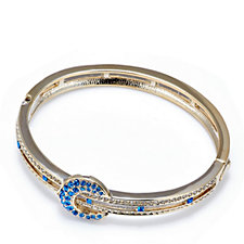 Princess Grace Collection Buckle Bangle