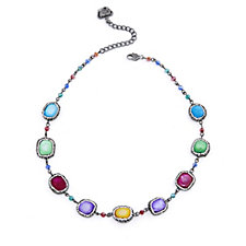 Butler & Wilson Multi Stone 41cm Necklace