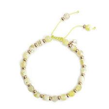 Lola Rose Alysia Semi Precious Adjustable Bracelet