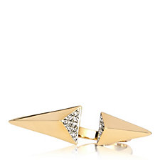 JM by Julien Macdonald Pyramid Collection Ring