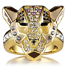 JM by Julien Macdonald Safari Collection Ring