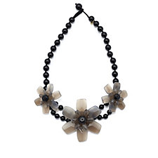 Lola Rose Shelby Semi Precious 48cm Necklace