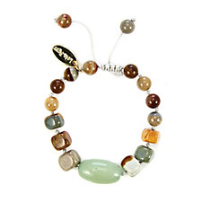 Lola Rose Helio Semi Precious Adjustable Bracelet
