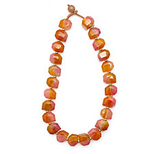 Lola Rose Bianca Semi Precious 48cm Necklace