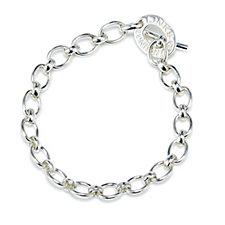 307118 - Links of London Essentials Charm Bracelet Sterling Silver