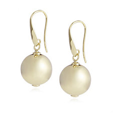 Bronzo Italia Bead Drop Earrings