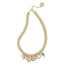 Bibi Bijoux Chain Charm 36cm Necklace