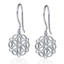 317620 - K by Kelly Hoppen Capri Collection Drop Earrings Sterling Silver