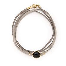 Danielle Nicole Amiria Wrap Necklace Bracelet