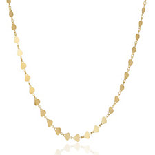 Veronese Confetti Necklace Sterling Silver
