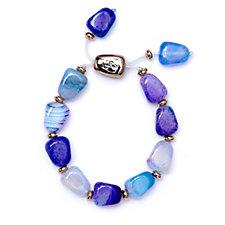 305723 - Lola Rose Alora Semi Precious Lux Slider Bracelet