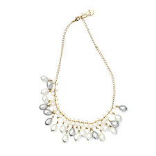 Butler & Wilson Simulated Pearl Drops 43cm Necklace