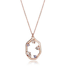 Lola Rose Boutique Lyra Semi Precious 49cm Necklace