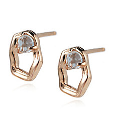 Lola Rose Boutique Lyra Semi Precious Stud Earrings