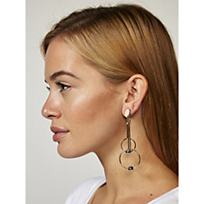 Danielle Nicole Concentric Earrings