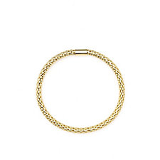 K by Kelly Hoppen Miami Collection 19cm Bracelet Bronze