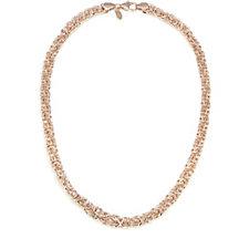 Bronzo Italia Byzantine 45cm Necklace