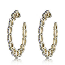 Outlet Roberto by RFM Elegante Cut Out Earrings