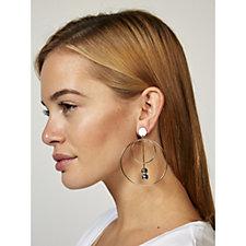Danielle Nicole Axis Earrings