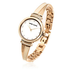 Anne Klein Women's Tiffany Bangle Watch