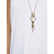 Danielle Nicole Shifting Necklace