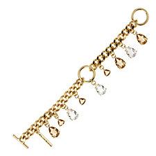 JM by Julien Macdonald Catwalk Collection Charm Bracelet
