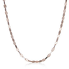 Bronzo Italia Twinkle 90cm Necklace