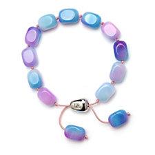 Lola Rose Nikki Semi Precious Luxe Slider Bracelet