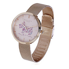 Radley London Rosemary Gardens Ladies Watch with Mesh Bracelet
