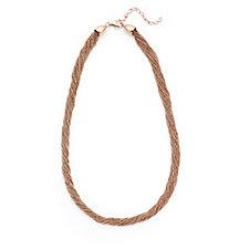 Bronzo Italia Multistrand 50cm Necklace
