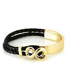 Roberto by RFM L'Infinito Princess Lee Braided Bracelet