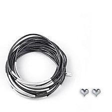 Sence Copenhagen Stacking Bracelets & Earring Gift Set