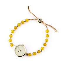 Lola Rose Semi Precious Gemstone Friendship Watch