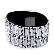 Frank Usher Crystal Magnetic Bracelet