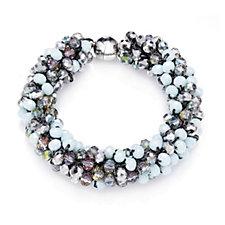 Frank Usher Colour Cluster Magnetic Bracelet