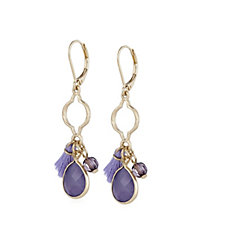 Lonna & Lilly Tassel Drop Earrings