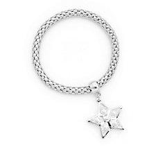 Frank Usher Star Charm Bracelet