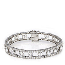 Elizabeth Taylor Simulated Diamond Bracelet