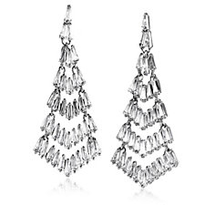 Frank Usher Crystal Drop Earrings