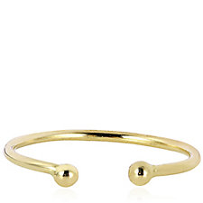 9ct Gold Open Torque Ring