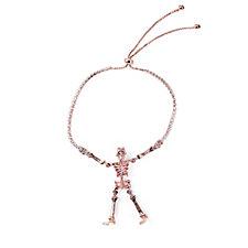 Butler & Wilson Skeleton Bracelet