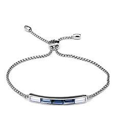 Crystal Glamour with Swarovski Crystals Friendship Bracelet