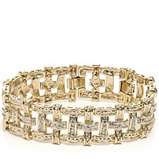 Princess Grace Collection Basketweave Bracelet