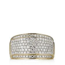 1ct Diamond Band Ring 9ct Gold