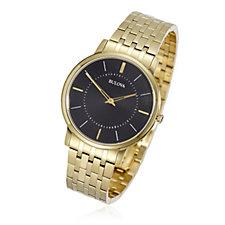 Bulova Gents Ultra Slim Stainless Steel Watch